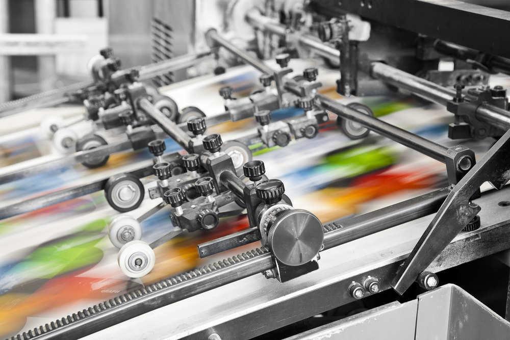 La imprenta más rápida