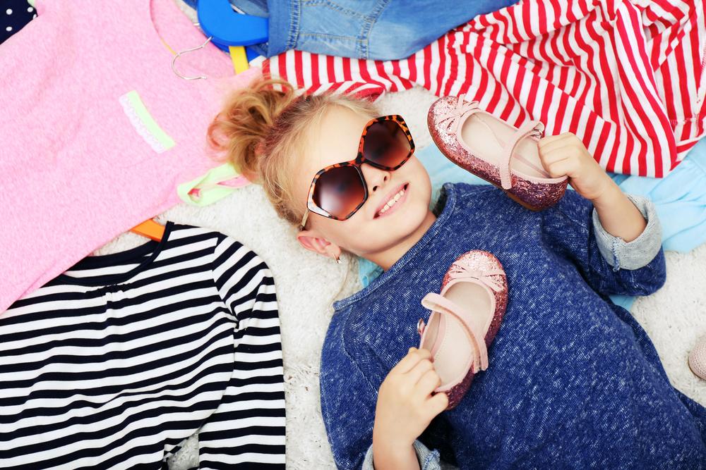 El negocio de la moda infantil a través de los tiempos