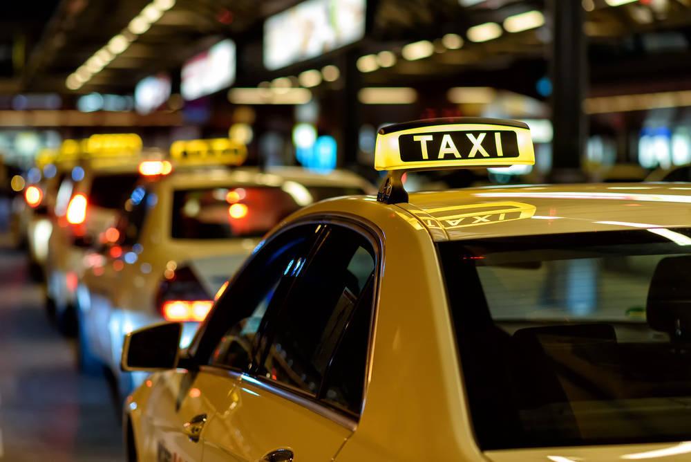 El sector del taxi, un importante servicio público