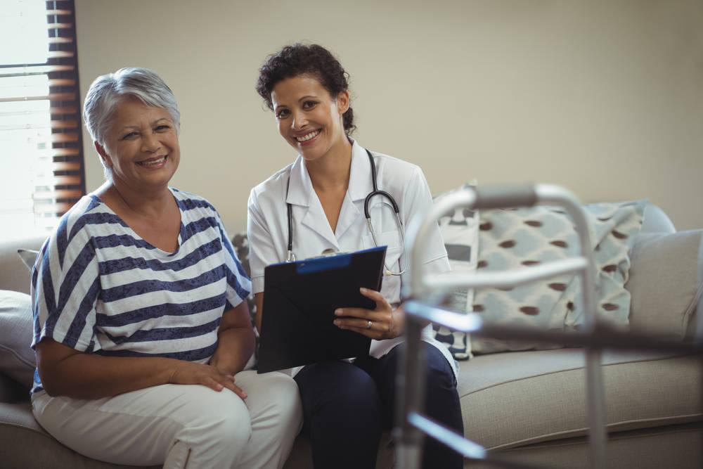 Ventajas de la atención médica a domicilio