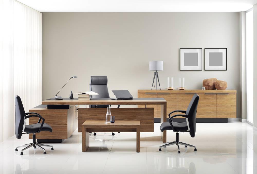 El mobiliario juega un importante papel en la eficiencia y productividad de los empleados