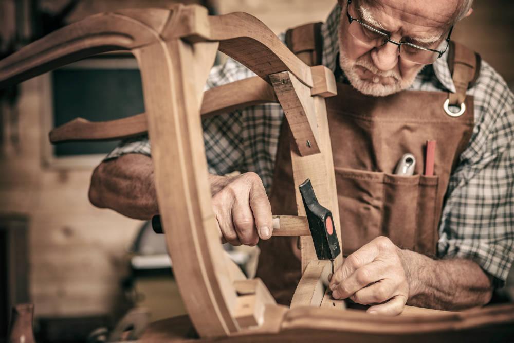 España es uno de los países más conocidos por sus trabajos en madera